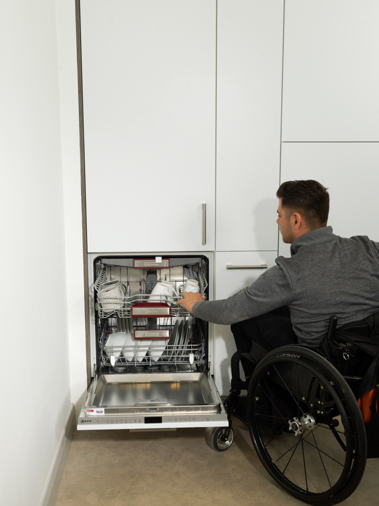 Assisted Living Dishwasher